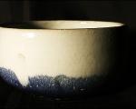 Schale blau blanco 2