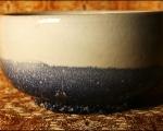 Schale blau blanco 6
