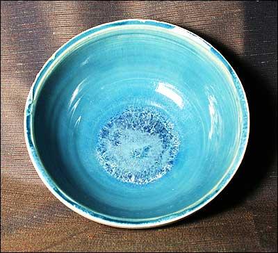 Schale blau 1