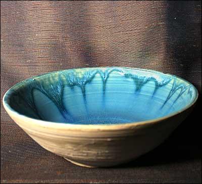 Schale blau 3